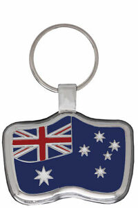 Pet Tag Dog Tag  Custom Engraving Aussie Flag Dog ID Pet Id Tags  Dog Tags