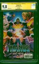 Thanos 14 CGC SS 9.8 Jim Starlin 2nd Pr Cosmic Ghost Rider Variant Avengers 2018