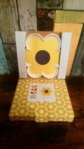 Orla Kiely 6 Petal Sunflower Trinket Dish - Decorative - Gift - Flower - Jewel