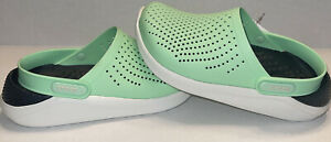 Crocs Literide Clog - Mint Green Mens 4/ Women's 6 NWT