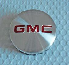 For GMC™ Sierra, Yukon, Denali Brushed Alloy Wheel Center Cap 22837060 Free Ship
