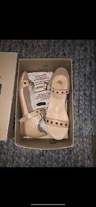 Bared Sandals Size 42/11 BNIB