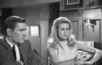 ELIZABETH MONTGOMERY DICK YORK BEWITCHED RARE ORIGINAL '67 ABC TV PHOTO NEGATIVE