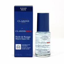 CLARINS MEN SHAVE EASE OIL 30 ML/1 FL.OZ. NIB-50810