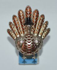 BATH & BODY WORKS SPARKLY TURKEY NIGHTLIGHT WALLFLOWER FRAGRANCE PLUG IN HOLDER