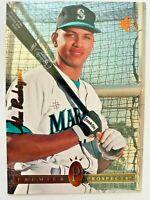 1994 Upper Deck SP ALEX RODRIGUEZ Foil Rookie #15, Seattle Mariners RC