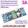 3A DC-DC Buck Step down Dual Power Supply Module 4.5-35v to ±5V ±12V ±15V Adjust