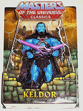 """MASTERS OF THE UNIVERSE Classics_KELDOR 6 """" figure_Exclusive Limited Edition_MIB"""