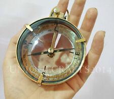Nautique directionnel Compass SPENCER & Co. London 1905 Marine Replica DECOR objet