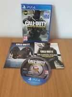 Call of Duty: Infinite Warfare (Sony PlayStation 4, 2016) PS4 Game