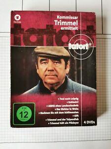 Tatort - Kommissar Trimmel  [4 DVDs] (2016)