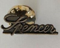 Spencer Small Pin Badge Rare Vintage (J3)