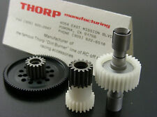 Vintage THORP 4960 Tamiya King Cab Astute HiLux 32P Underdrive Ball Diff Kit NEW
