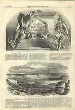 1855 War Memorial Balaklava Inkerman Crimean Stove And Lanthorn