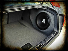 Bmw E92 3 series + M3 Sound upgrade speaker sub box 12 / 10 stealth enclosure !
