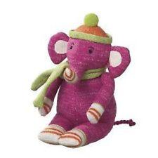 elroy the pink elephant  cbk  sock monkey  mvp monkeez Boys & Girls all