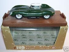 BRUMM JAGUAR TYPE D 1954/1960 LE MANS 260 HP REF 129 IN BOX 1/43