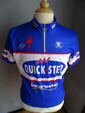 MAILLOT CYCLISME CYCLISTE  QUICK STEP INNERGETIC T.XL 2006