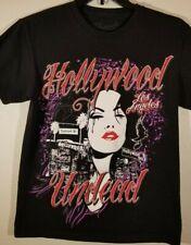 Hollywood Undead t-shirt size Med short sleeve black/red Sunset Bl Bravado