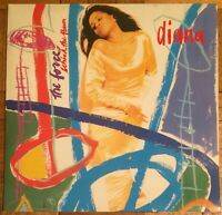 Diana Ross - The Force Behind The Power LP Record Vinyl 064 7 97154 1 EMI 1991