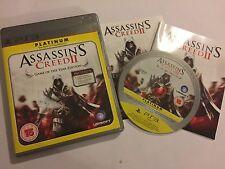 PAL PLAYSTATION 3 PS3 juego Assassin's Creed II GOTY del Año Edición Completa
