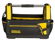 "Stanley 18"" FatMax Open Tote Tool Bag STA193951 1-93-951 Waterproof Base"