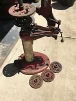 Antique 1940's John Bean Wheel Balancer 55-J