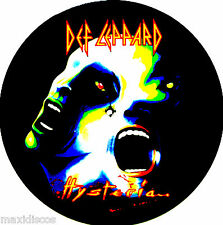 LP - Def Leppard - Hysteria (U.S. EDIT.) Hard Rock,Limited Edition Picture Disc