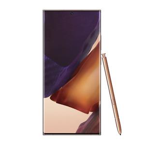 Samsung - Galaxy Note 20 Ultra 5G 128GB - Mystic Bronze (AT&T) SM-N986U