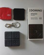 Remote Radio Control Original GIBIDI Domino Dts4334 Au1600 With Batteries
