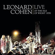 Live at the Isle of Wight 1970 by Leonard Cohen (Vinyl, Nov-2009, 2 Discs, Legacy)