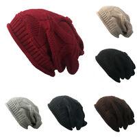 les femmes l'hiver laine chaud - en capsules beanie chapeau bonnet de ski