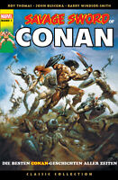 SAVAGE SWORD OF CONAN deutsch CLASSIC COLLECTION HC #1 OMNIBUS Savage Tales