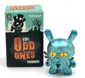 HOWIE PHILLIPS ODD ONES METALLIC BLUE NYCC EXCLUSIVE DUNNY FIGURE BY KIDROBOT