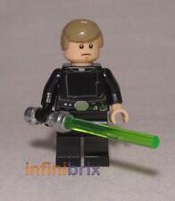 Lego Luke Skywalker de set 75093 death star Final Duel Star Wars Nouveau sw635