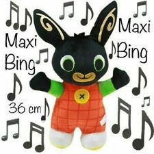 BING Peluche, 45cm Max Coniglio Bunny SONORO