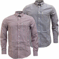 Ben Sherman Cotton Checked Casual Shirts & Tops for Men