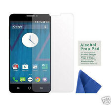 Tempered glass screen protector guard for Micromax Yu Yureka  plus (2 PIECES)