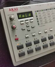 More details for akai s20 sampler 16 bit 90s lo-fi resample great condition original psu + box