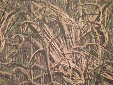 Mossy Oak Shadow Grass Camouflage Twill Fabric by the Yard - CAMO815