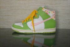 991705718b NIKE DUNK HIGH (GS) Girls Youth Sz 6Y White Mint Pink Sneaker Shoes 316604
