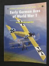 Osprey: Early German Aces of World War I - Aircraft of the Aces 73