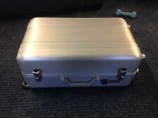 "Zero Custom Detatchable 21"" Silver ZeRoller Case"