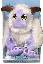 "Wow World of Warcraft Baby Yeti Whomper Plush 14"" Blizzard New"