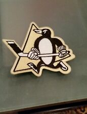 """Pittsburgh Penguins 4"""" Logo Patch  Hockey"""