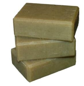 Patchouli Hemp with nettle, all natural soap 3 bar pack. Essential oil soap.