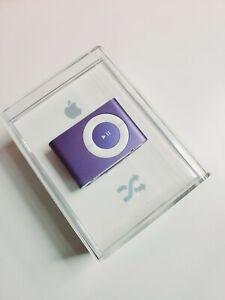 Apple iPod shuffle 2nd Generation  PURPLE (1 GB) New Factory Sealed