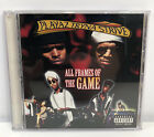 Playaz Tryna Strive All Frames Of The Game Rare Bay Area Vallejo Rap G Funk E-40