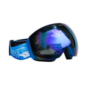 Anti-Fog/UV Winter Googles Motorcycle Riding Sport Glasses Snowmobile Eyewear