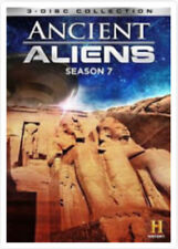 Ancient Aliens: Season 7 Volume 1 [New DVD]